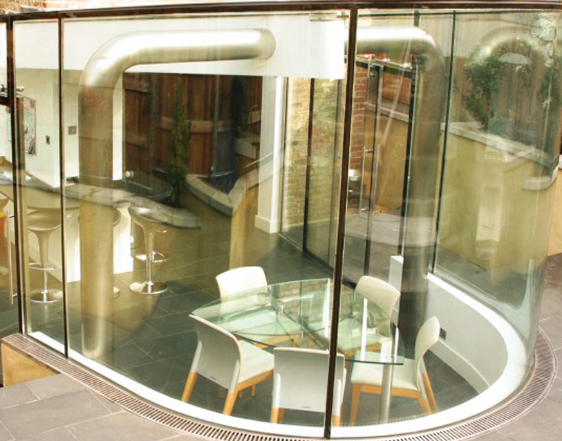 Bespoke Structures Uk Glass Architectural And