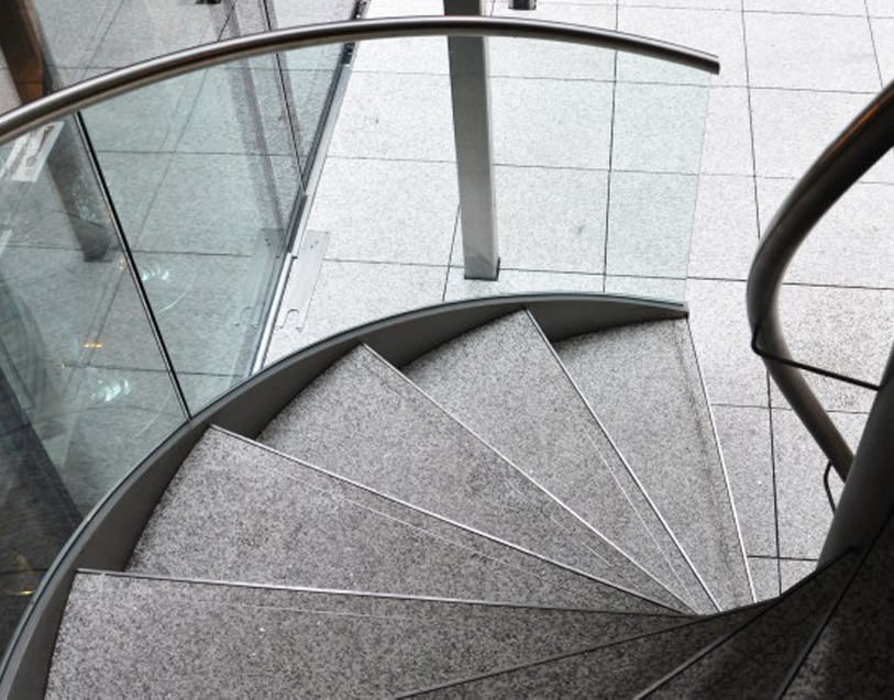 Structural Glass Design : Staircases ballustrades uk glass architectural and